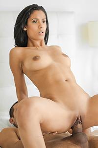 Sexy Latina Karmen Bella Rides