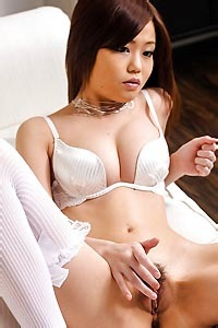 Nao Busty Asian Teen