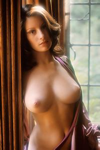 Francine Parks Classic Playmate