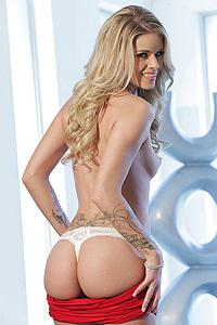 Beauty Blonde Jessa Rhodes