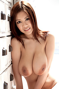 Ria Sakuragi Huge Tits
