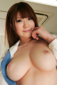 Momoka Nishina Huge Boobed Asian Hottie
