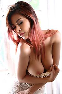 Horny Babe Natalie Wang