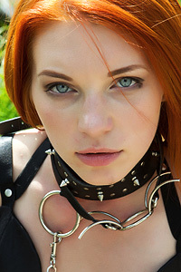 Kinky Russian Amber A