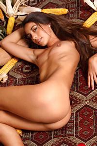 Lorena Garcia Gets Nude