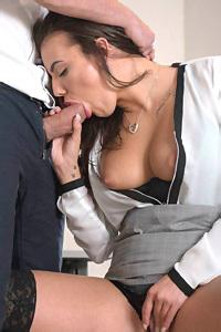 Vanessa Decker - A Troublesome Employee