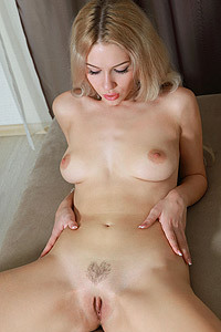 Amazing Blonde Cutie Alexxa
