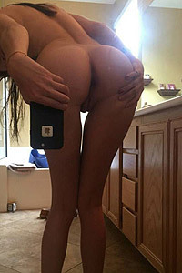 Tempting GF's Selfies