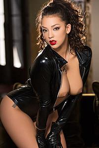 Kelsi Shay Leather Bound