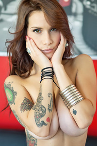 Babes Suicidegirls Jackye Private Strip