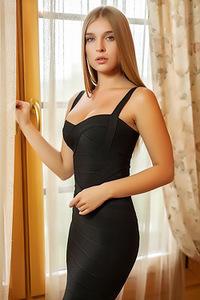Busty Anastasia Strips