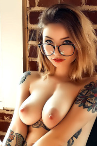 Bae Via SuicideGirls