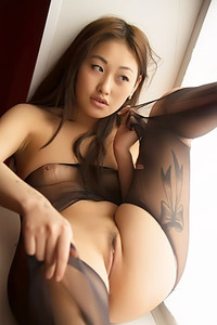 Hot Asian Babe Olga