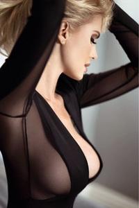 Mainstream Hotties Leanna Bartlett Busty Ukrainian Blondie
