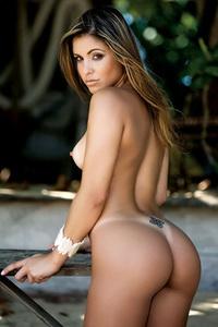 Marcella Matos Glamour Booty Babe