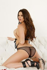 Aspen Rae Plays With Dildo 05