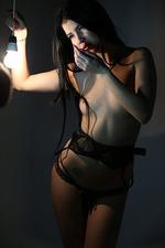 Lady Dee Exotic Teen In Spotlight 06