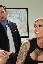 Kinky Kleio Valentien Sucks And Fucks 15