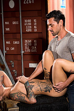 Kleio Valentien - Red Light 13